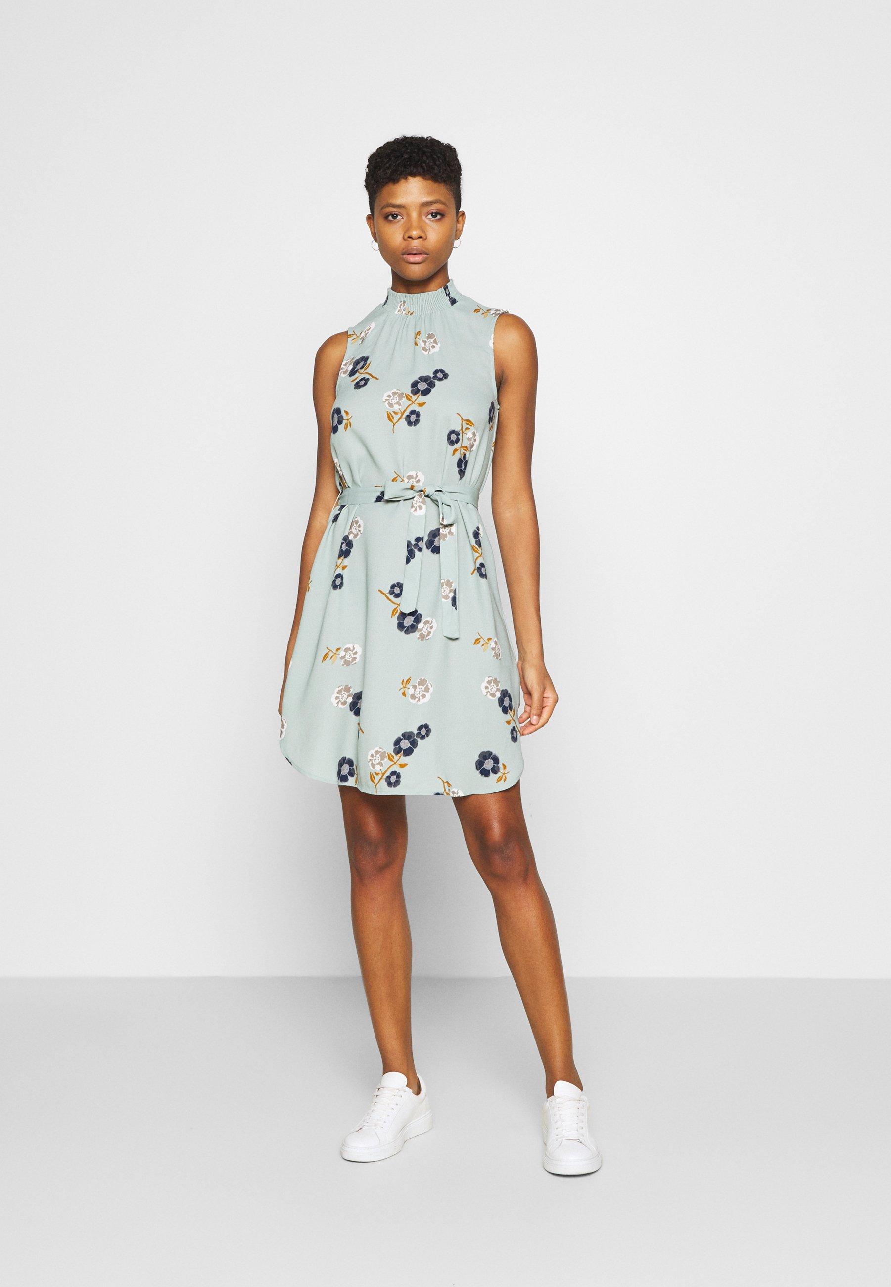 Mujer VMFALLIE SMOCK DRESS - Vestido informal