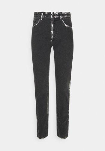 COMFORT - Slim fit jeans - black