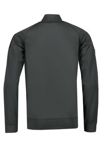 Nike Performance - DRI FIT ACADEMY PRO - Zip-up hoodie - grey/black - 1