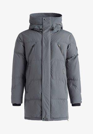 ZYLAN - Winter coat - dunkelgrau
