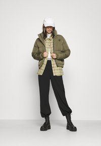 SIKSILK - Winter jacket - khaki