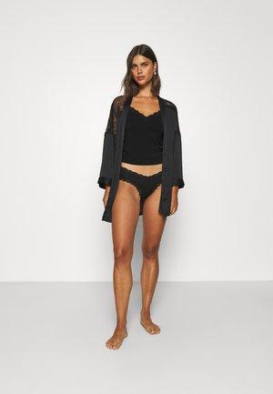 BRAZILIAN LOW FASHION 3 PACK - Slip - black/brown/nude