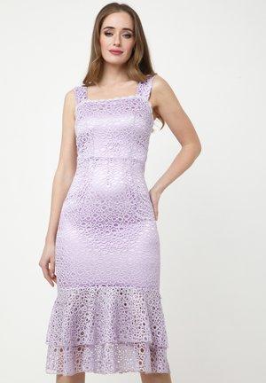 ROMENA - Shift dress - flieder