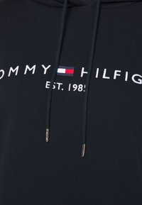 Tommy Hilfiger Curve - HOODIE - Sweat à capuche - blue - 6