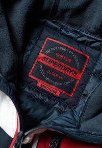 Superdry - Light jacket - white/black - 4