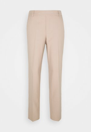 GERRY TWIGGY PANT - Trousers - light taupe