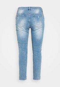 Forever New Curve - LINDSAY CURVE GIRLFRIEND JEAN - Relaxed fit jeans - ipanema blue - 1