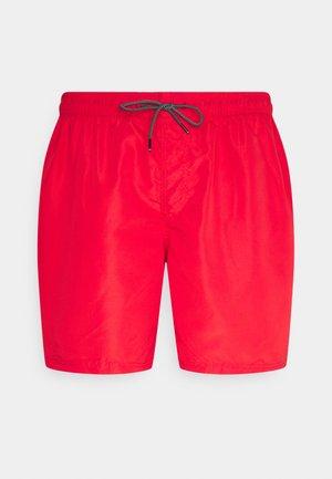 JJIBALI JJSWIMSHORTS SOLID  - Swimming shorts - flame scarlet
