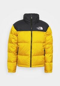 RETRO NUPTSE JACKET UNISEX - Down jacket - arrowwood yellow