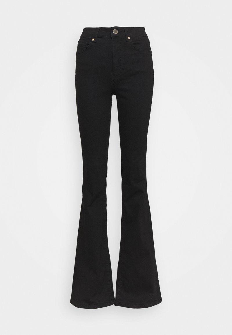 River Island Tall - Bootcut jeans - black