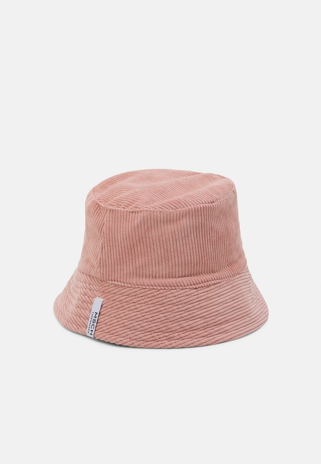 KADEE REVERSABLE BUCKET HAT - Hut - rose/light sand