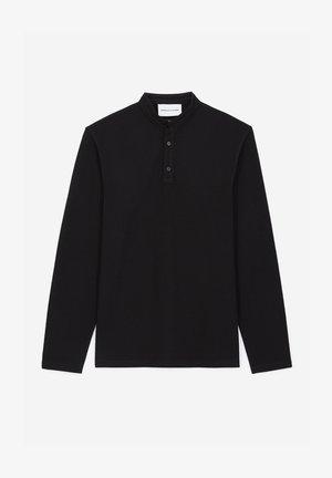 OFFICIER - Long sleeved top - black