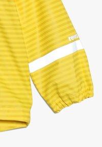 Reima - VESI - Waterproof jacket - vintage gold - 3