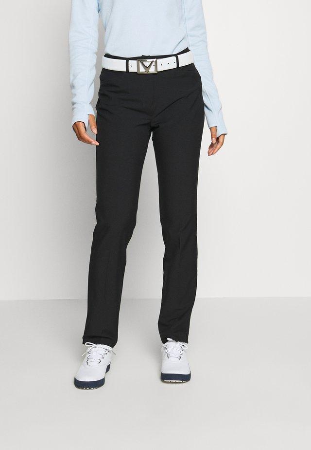 PANT - Pantaloni - black