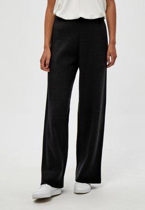 ROSALIA  - Trousers - black