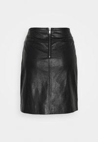 Pepe Jeans - PEPA - A-line skirt - black - 1