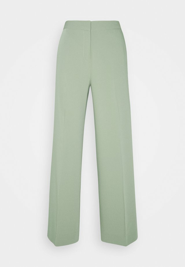 CHRISSY - Trousers - laurel oak