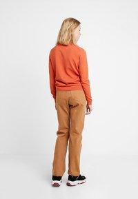 Calvin Klein - Jumper - orange - 2