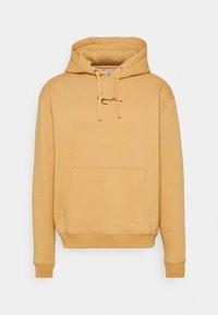 SMALL SIGNATURE HOODIE UNISEX - Sweatshirt - beige