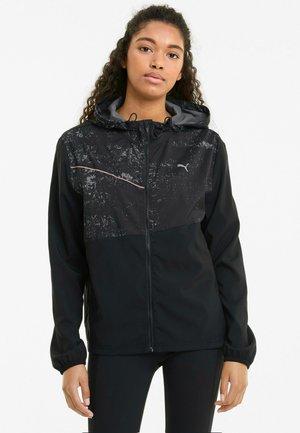 GRAPHIC RUNNING  - Club wear - black