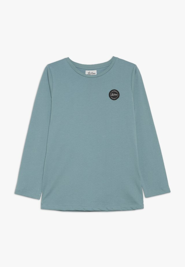 CLASSIC LONG SLEEVE - Long sleeved top - arctic green