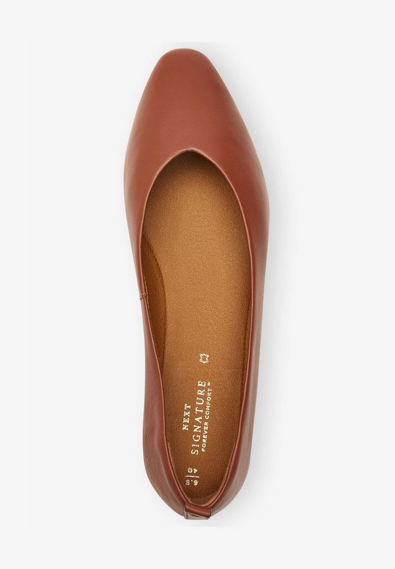 Next - SIGNATURE FOREVER COMFORT®  - Ballet pumps - tan