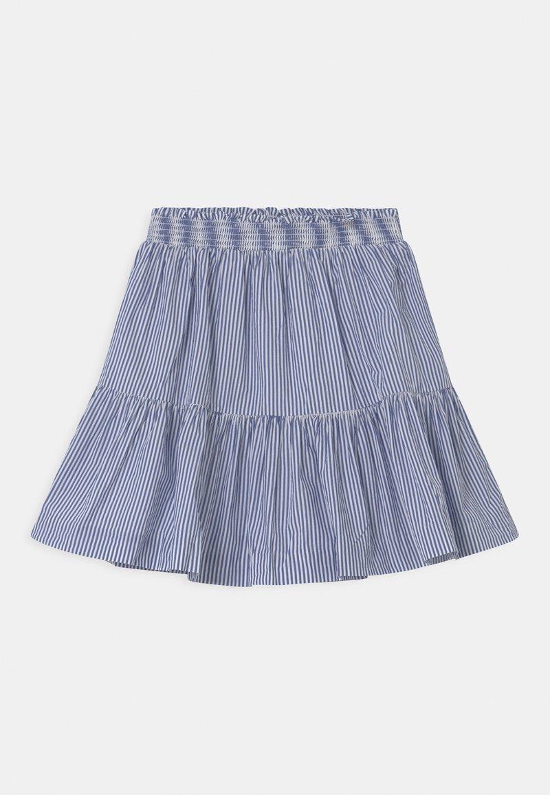 Polo Ralph Lauren - A-line skirt - royal/white