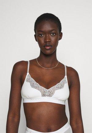 AMALIA BRALETTE - T-shirt bra - snow white