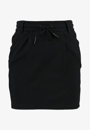 ONLPOPTRASH EASY SKIRT  - Minirok - black