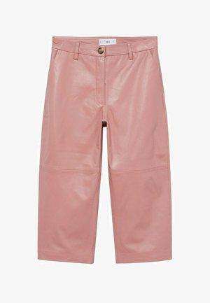 Trousers - roze