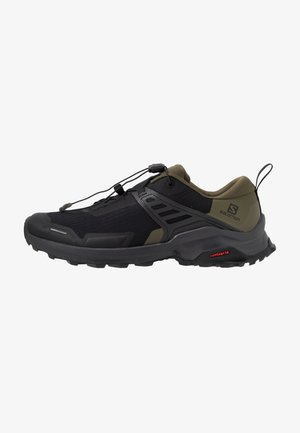 X RAISE - Hikingschuh - black/grape leaf/phantom