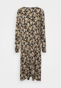 PIECES Tall - PCDAGMAR DRESS - Kjole - black - 4