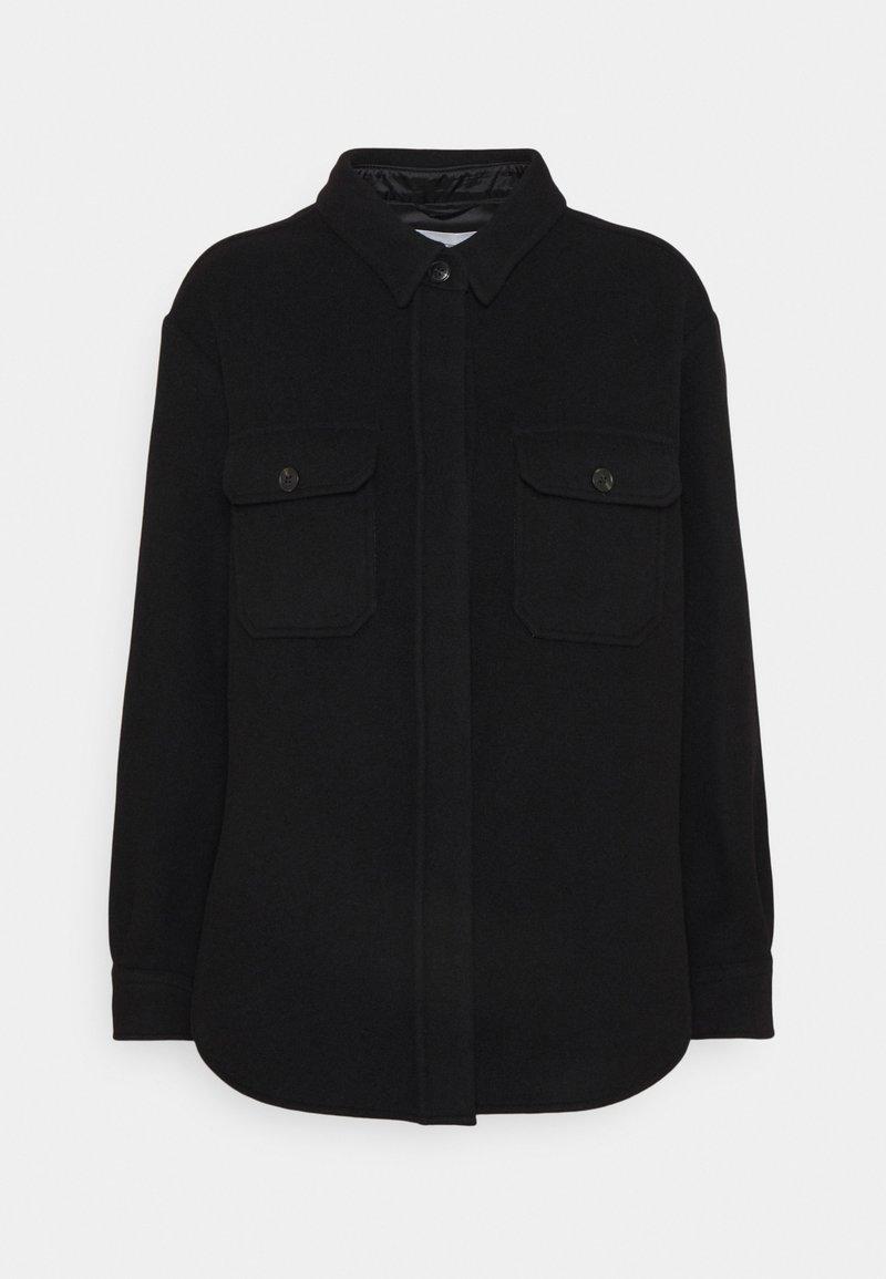 CLOSED - KALLY - Short coat - black