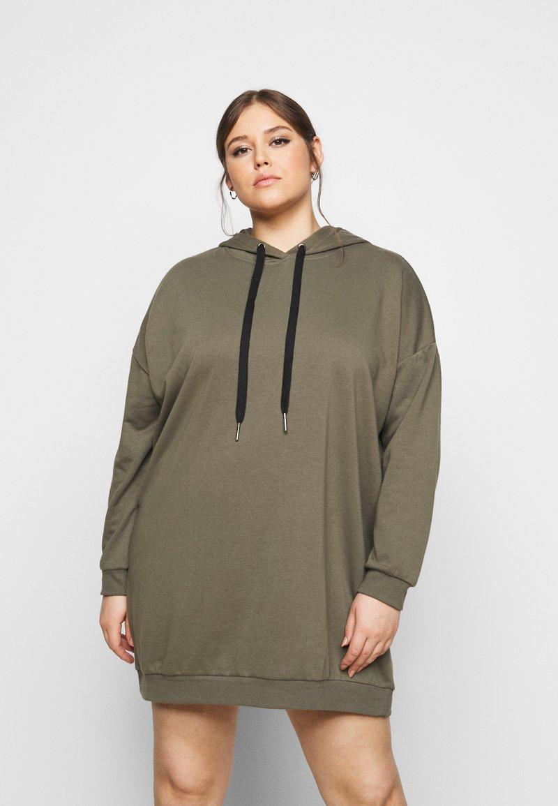 Noisy May Curve - NMHATTIE DRESS CURVE - Day dress - kalamata