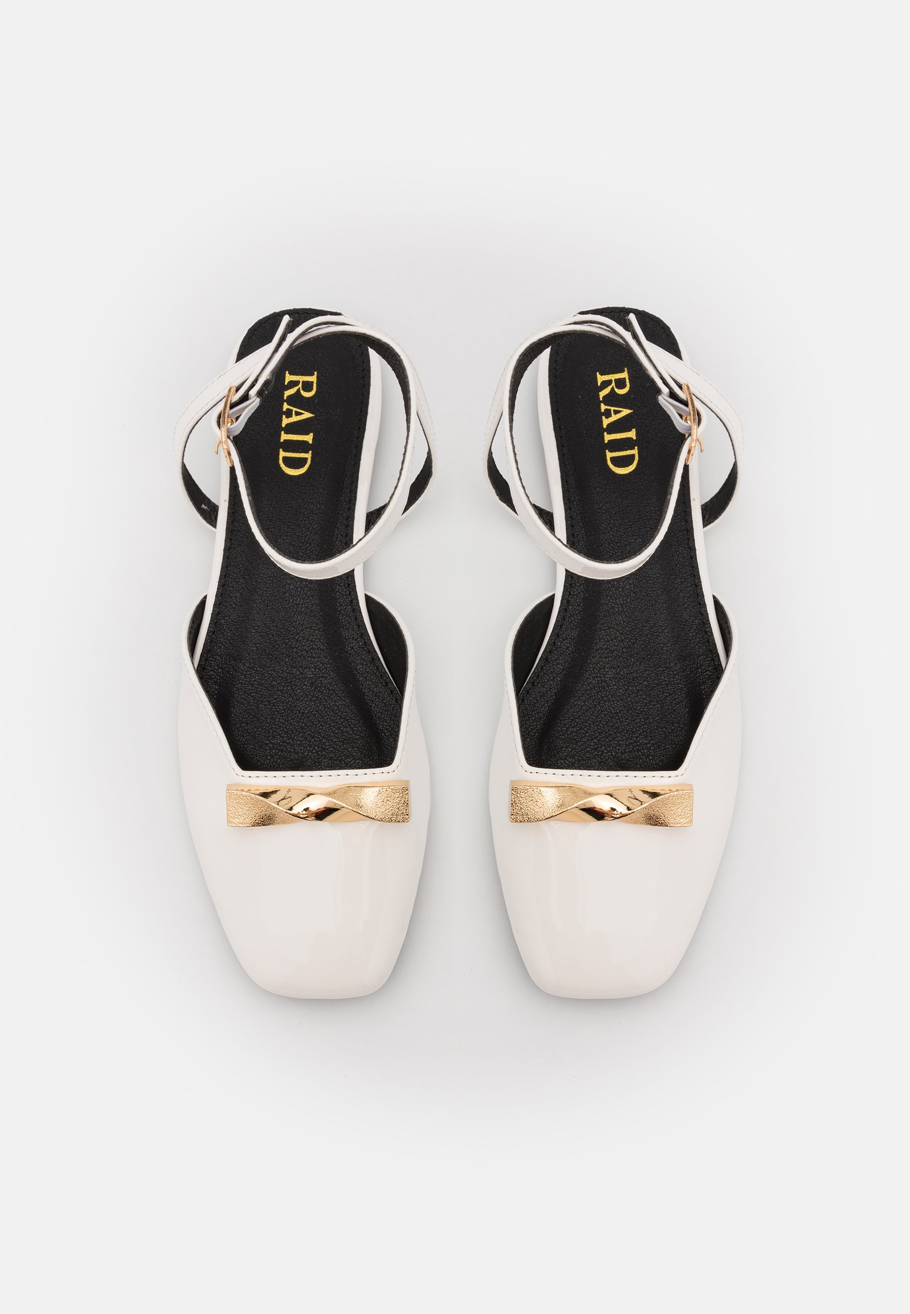 Women AGAVE - Ankle strap ballet pumps