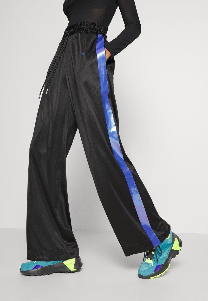 Diesel - P-ROZYN TROUSERS - Trousers - black