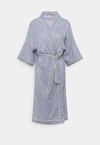 Becksöndergaard - PICOLA LIBERTE KIMONO - Dressing gown - forever blue - 0
