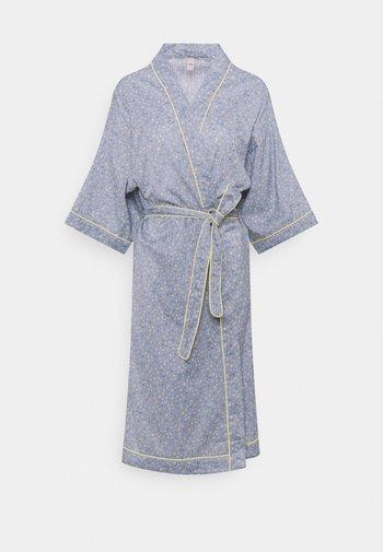 PICOLA LIBERTE KIMONO - Dressing gown - forever blue
