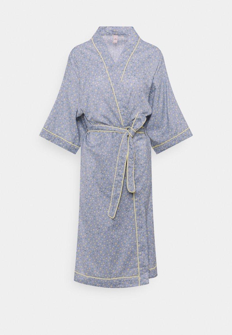 Becksöndergaard - PICOLA LIBERTE KIMONO - Dressing gown - forever blue