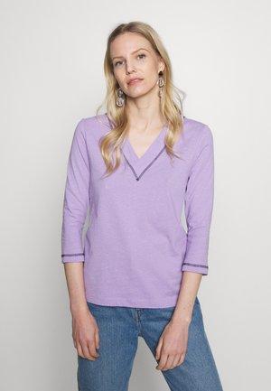 NEPPY - Topper langermet - lilac