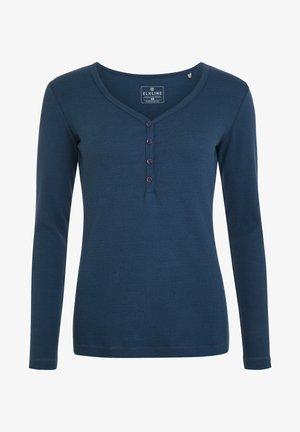 HEYDAY  - Long sleeved top - bluemelange