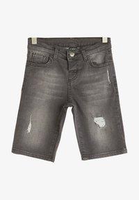 LC Waikiki - Denim shorts - grey - 0