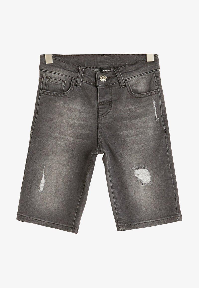LC Waikiki - Denim shorts - grey