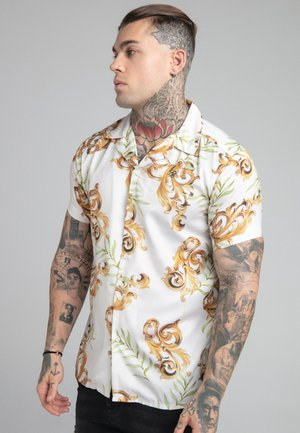 RESORT - Camisa - cream