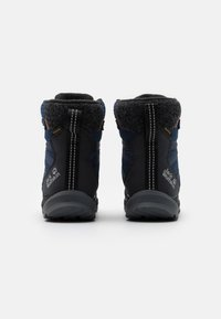 Jack Wolfskin - POLAR BEAR TEXAPORE HIGH UNISEX - Winter boots - blue/black - 2