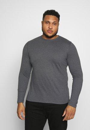 69PRAGUE - T-shirt à manches longues - charcoal