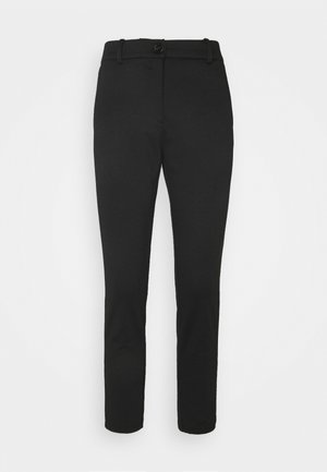 PCFIE PANTS  - Bukse - black