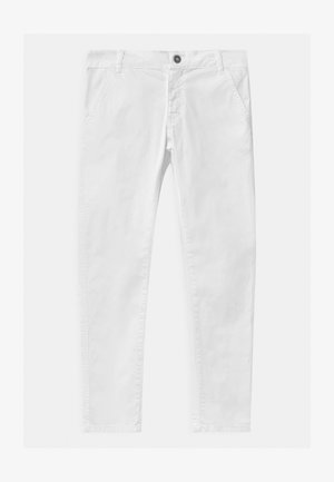 BOYS - Chinos - schneeweiss reactive