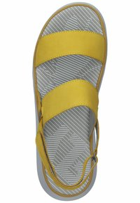 Fly London - Plateausandaler - bright yellow - 3