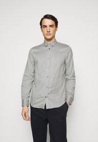 Filippa K - M. LEWIS - Košile - grey melange - 0